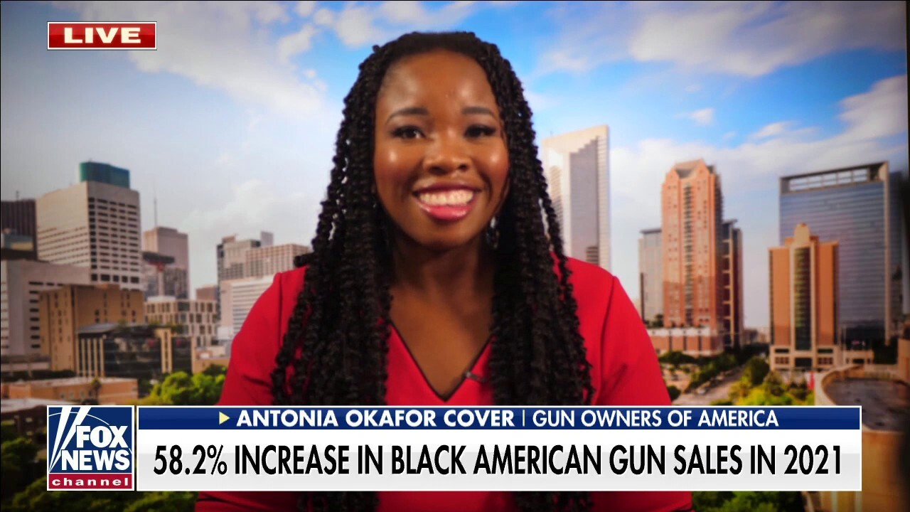 Gun control has shown throughout history 'it's racist': Antonia Okafor Cover