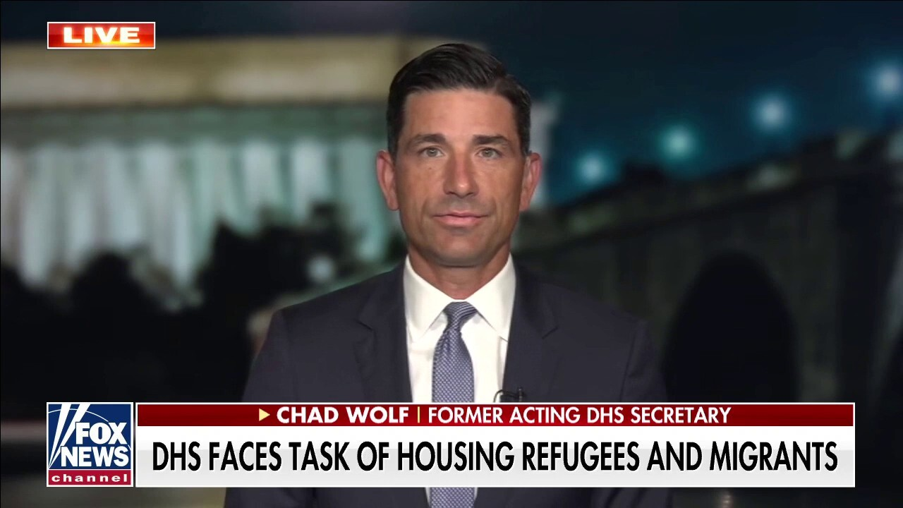 Former acting DHS chief: US likely cutting corners on refugee vetting process