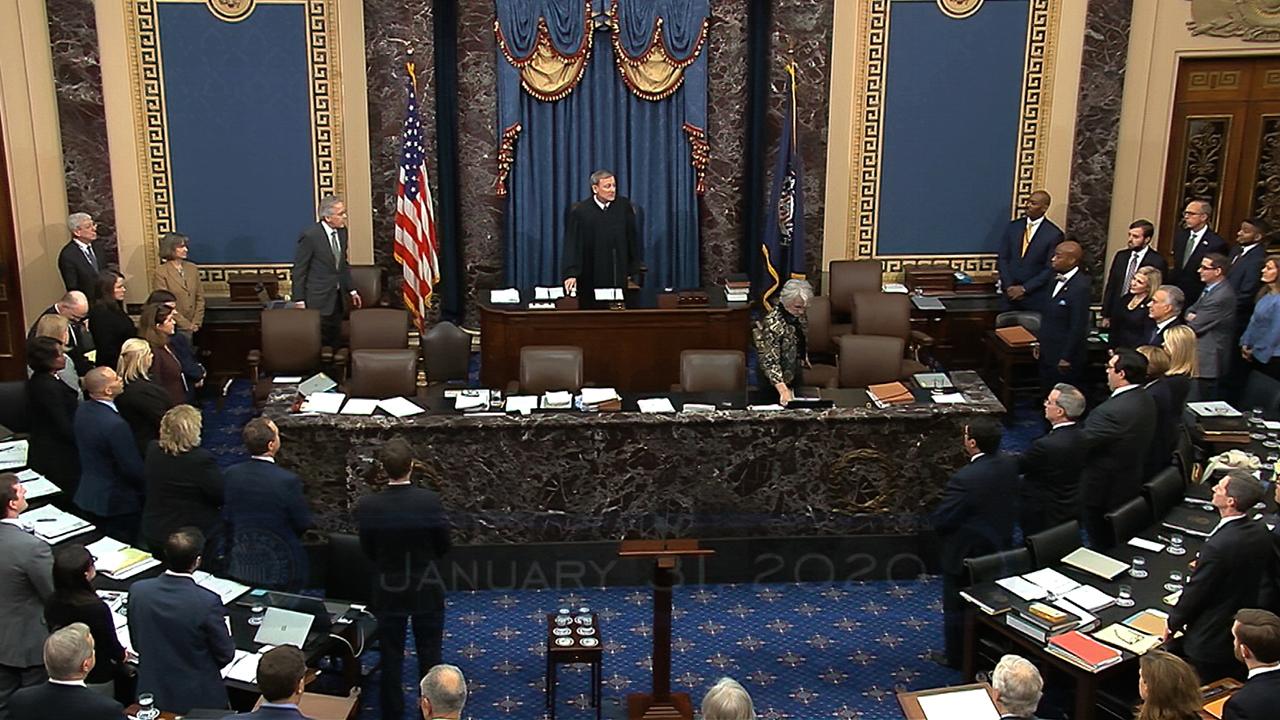 Westlake Legal Group image Jenna Ellis: Trump impeachment trial was fair – Democratic complaints based on Big Lies Jenna Ellis fox-news/politics/trump-impeachment-inquiry fox-news/politics/senate/democrats fox-news/politics/house-of-representatives/democrats fox-news/person/donald-trump fox-news/person/chuck-schumer fox-news/person/adam-schiff fox-news/opinion fox news fnc/opinion fnc article 3fa938d5-d121-5ccd-89ac-4db6567c7010