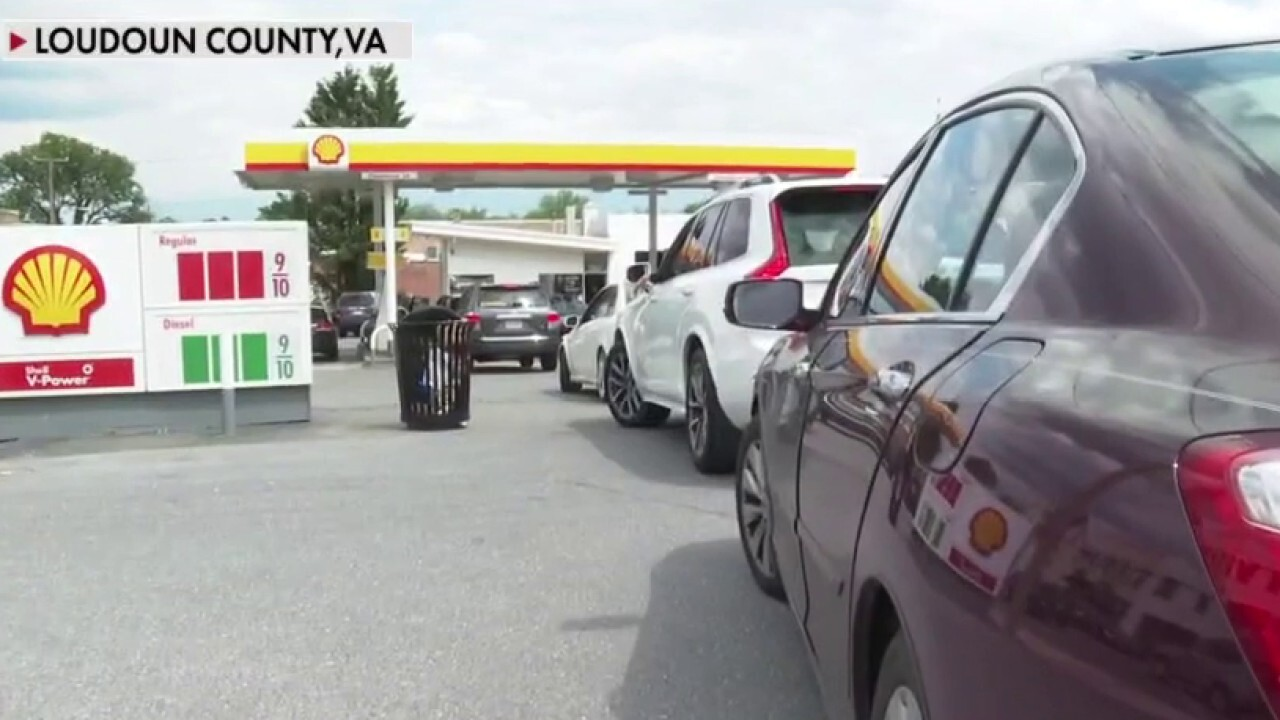 Gas crunch collides with shortage of truck drivers to haul fuel