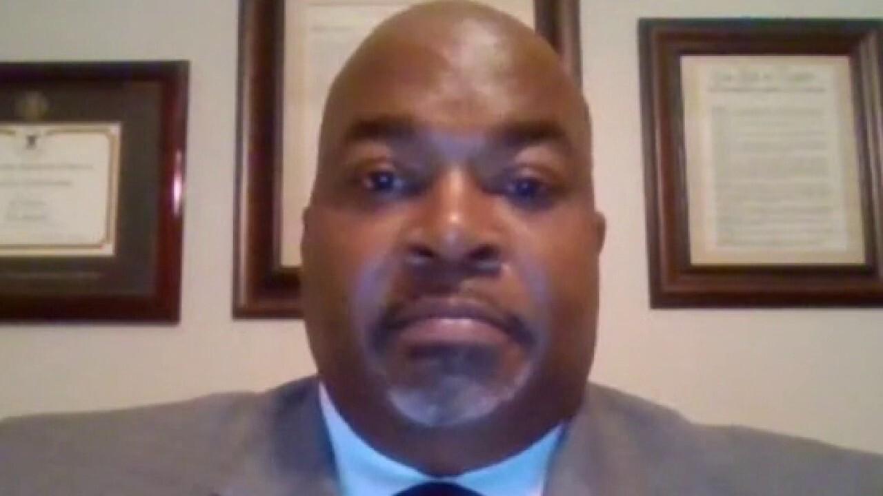 NC Lt. Gov. Mark Robinson slams anti-cop activists after Elizabeth City incident