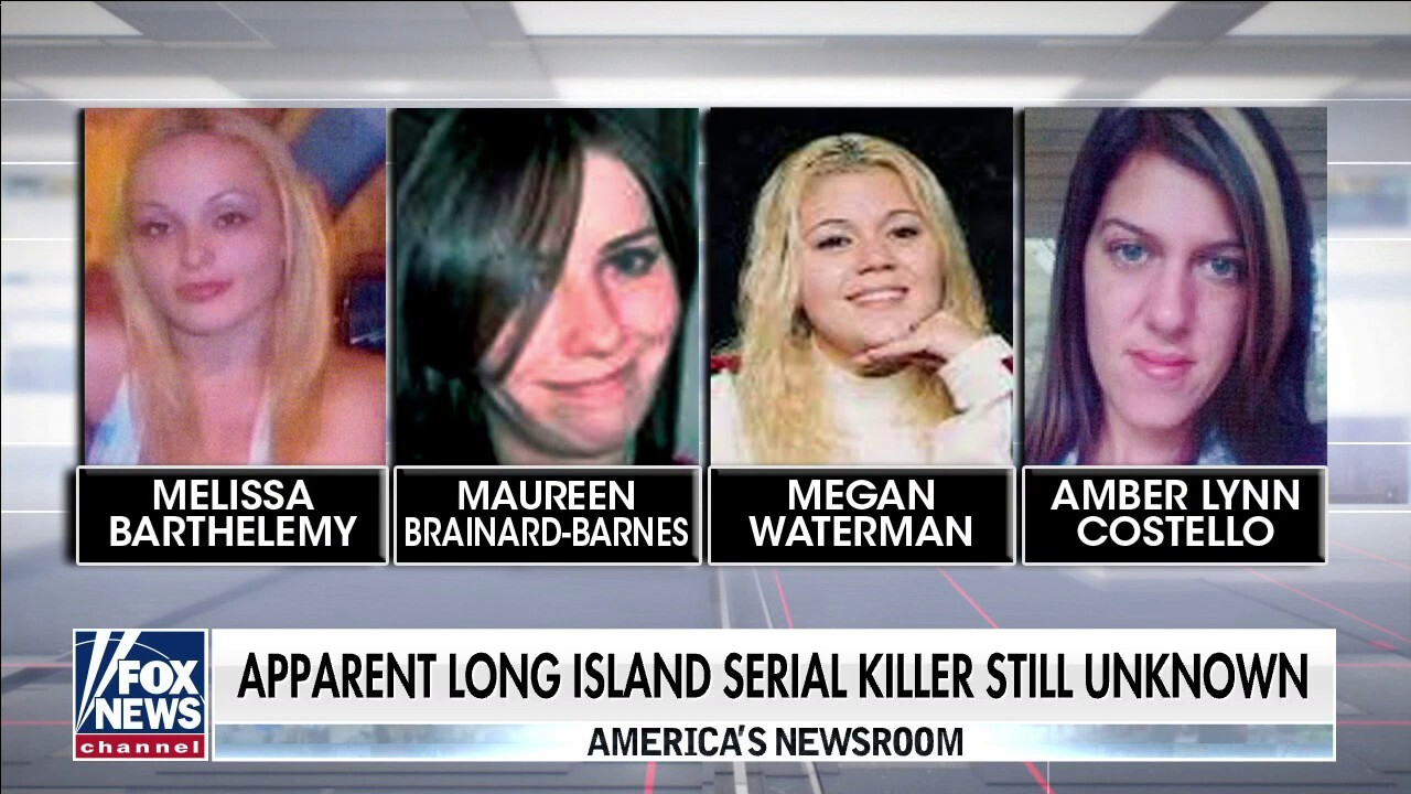 Apparent Long Island serial killer remains unknown after more than a decade