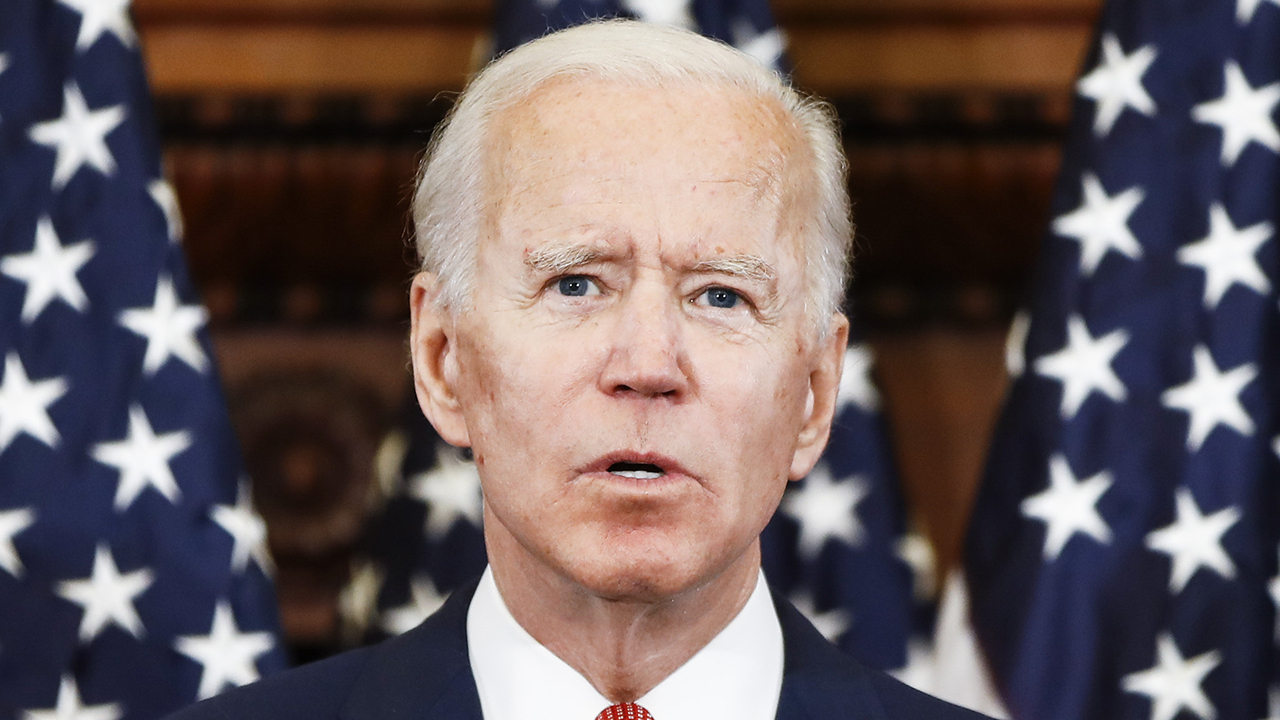 Biden: President must be part of the solution, not the problem