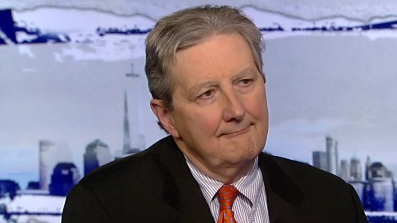 John Kennedy on Trump's tweet: 'Just because you can sing, though, doesn't mean you should'