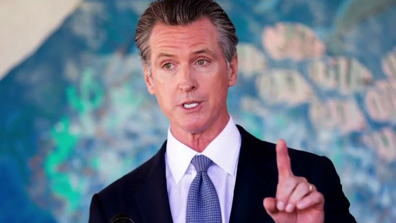 David Marcus: Newsom, Dems all about racism until Larry Elder is attacked