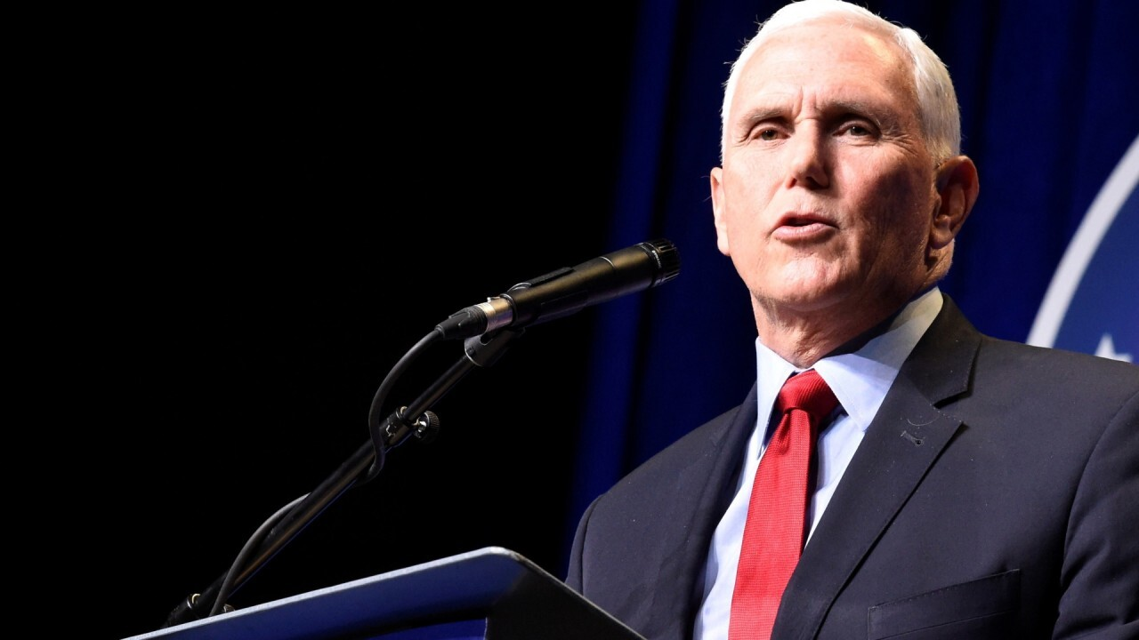 Protest over Mike Pence book