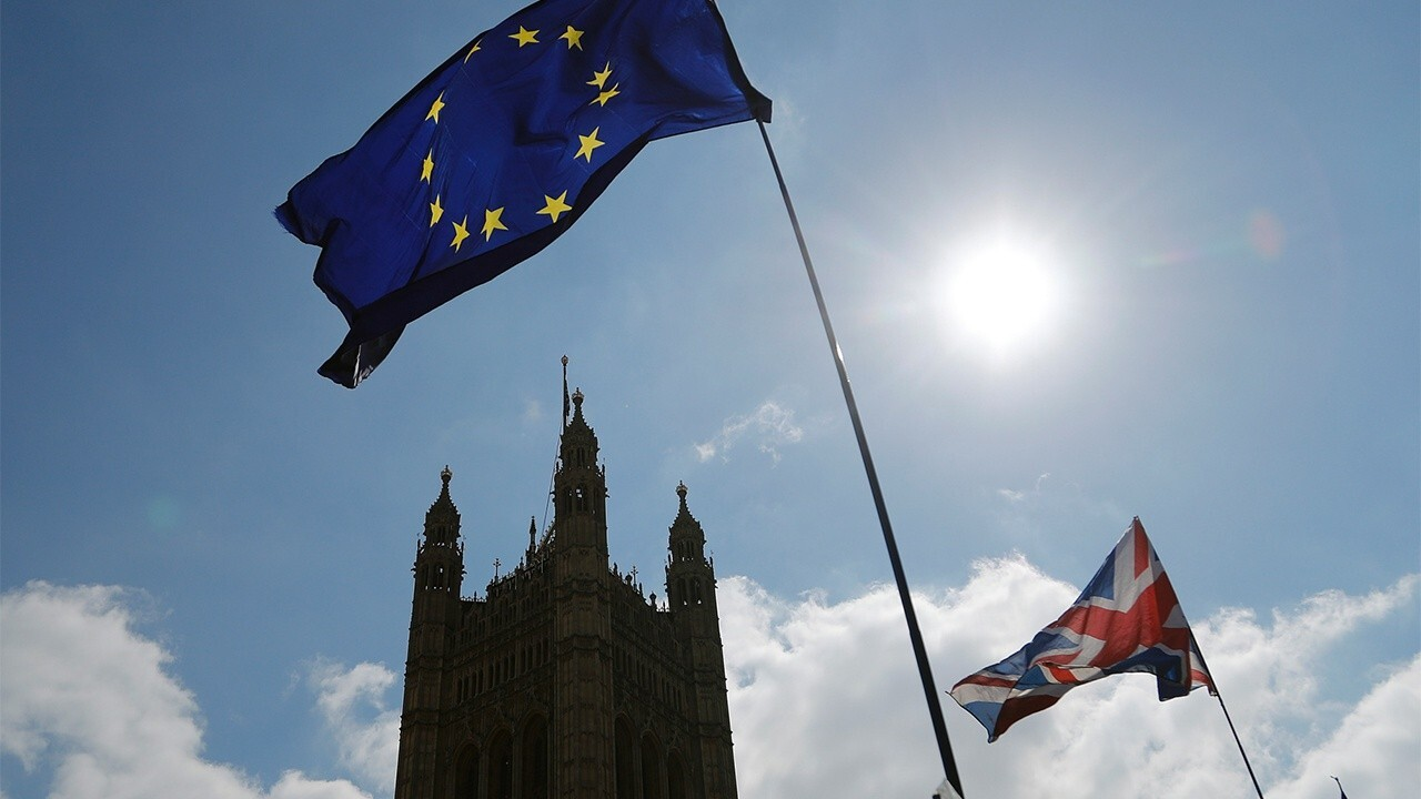Britain, EU part ways 4 years after vote