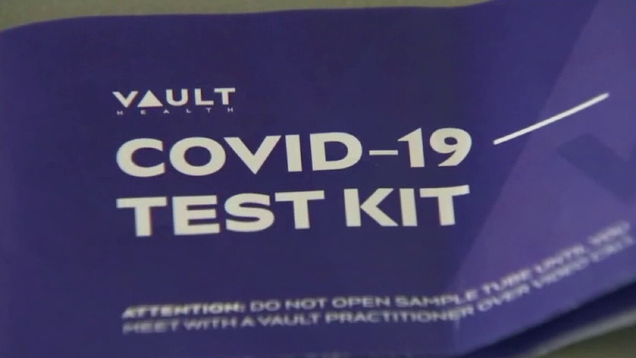 Trump administration to begin distributing new rapid COVID test to states
