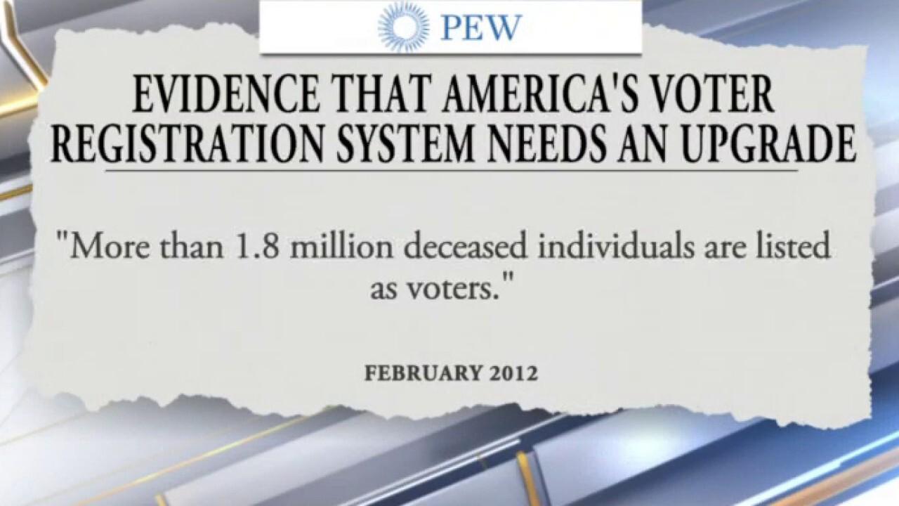 Renewed concern over mail-in ballots; exposing CNN's mask-shaming hypocrisy