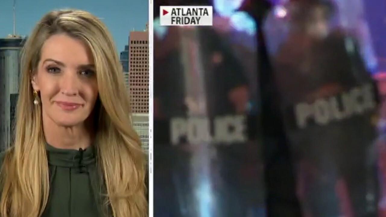 Sen. Kelly Loefler on Georgia bracing for more protests, arrests after George Floyd's death