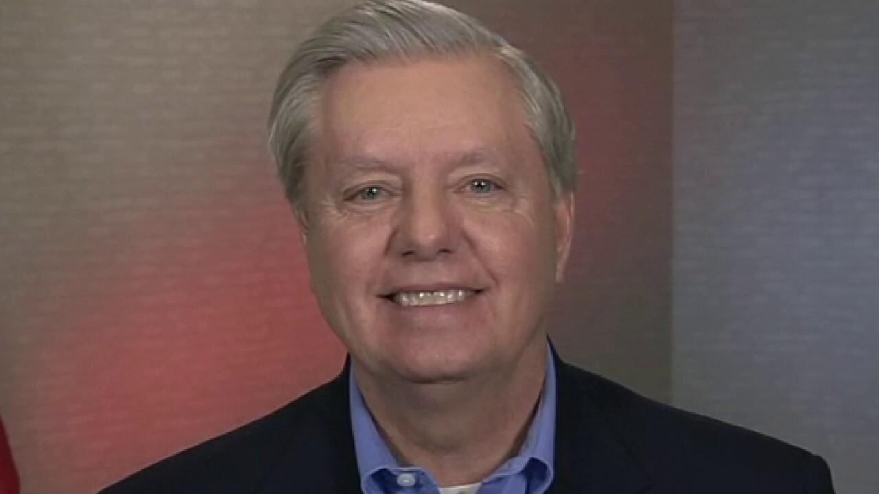 Sen. Lindsey Graham floats idea of imposing a 'pandemic tariff' on China to reimburse US citizens