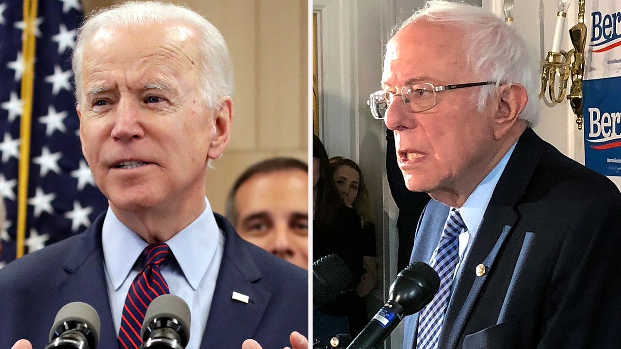 Breaking down the must-win states for Biden and Sanders