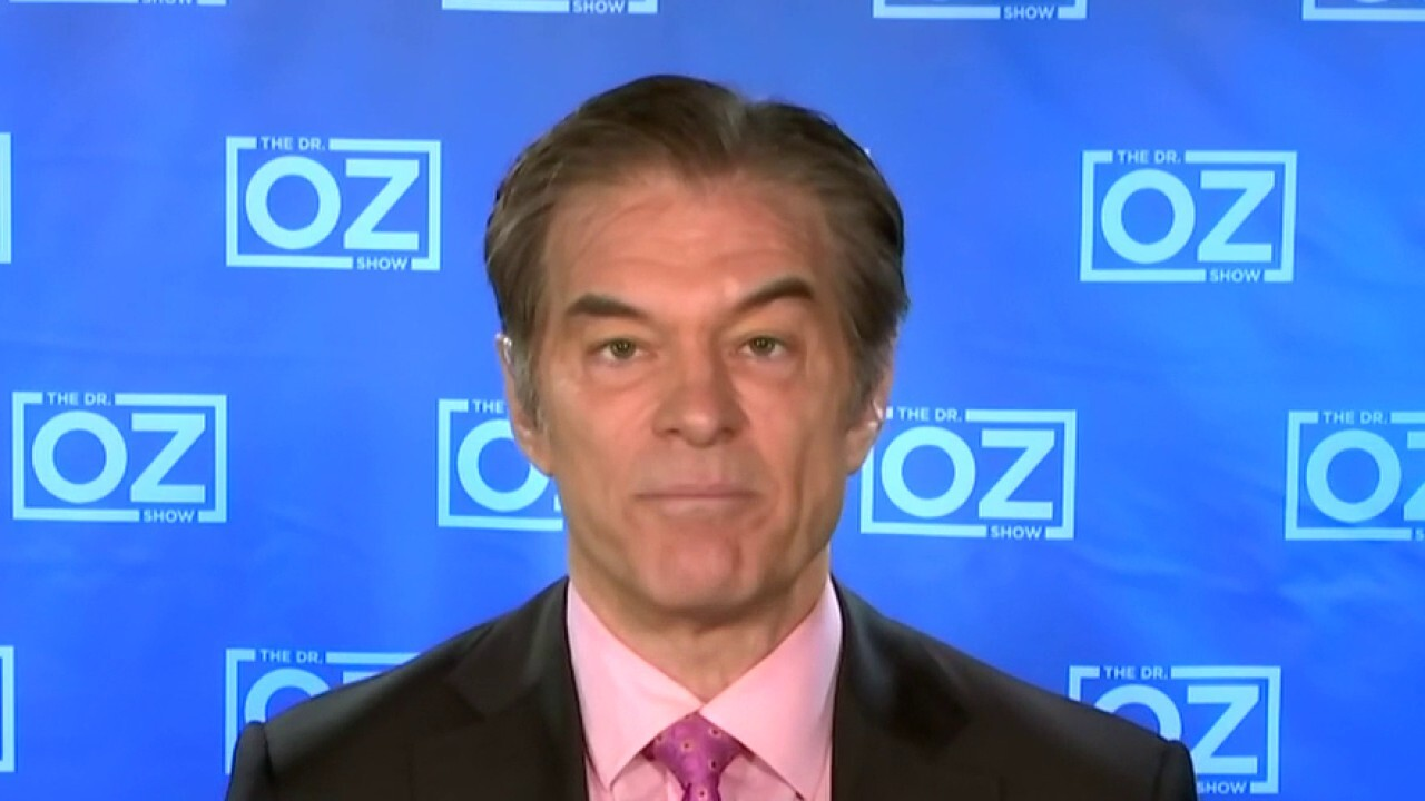 Dr. Oz reviews 'critical' COVID-19 data out of France