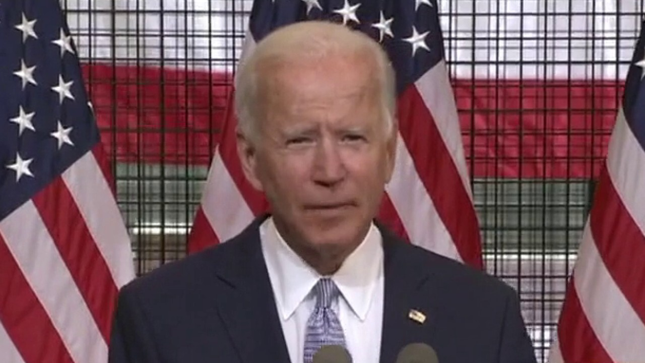 Does Joe Biden have a plan to deal with violence in America?
