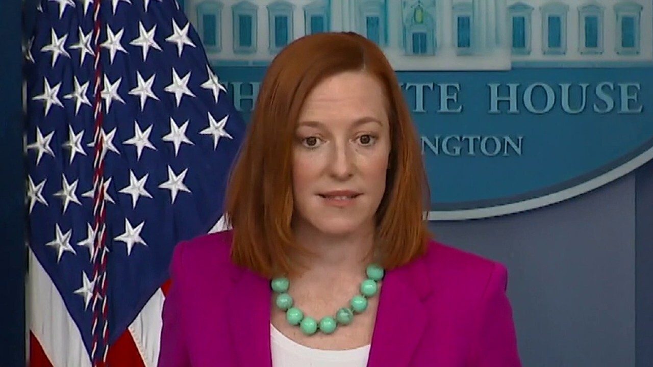 Psaki uses 'morality' to defend Biden executive action