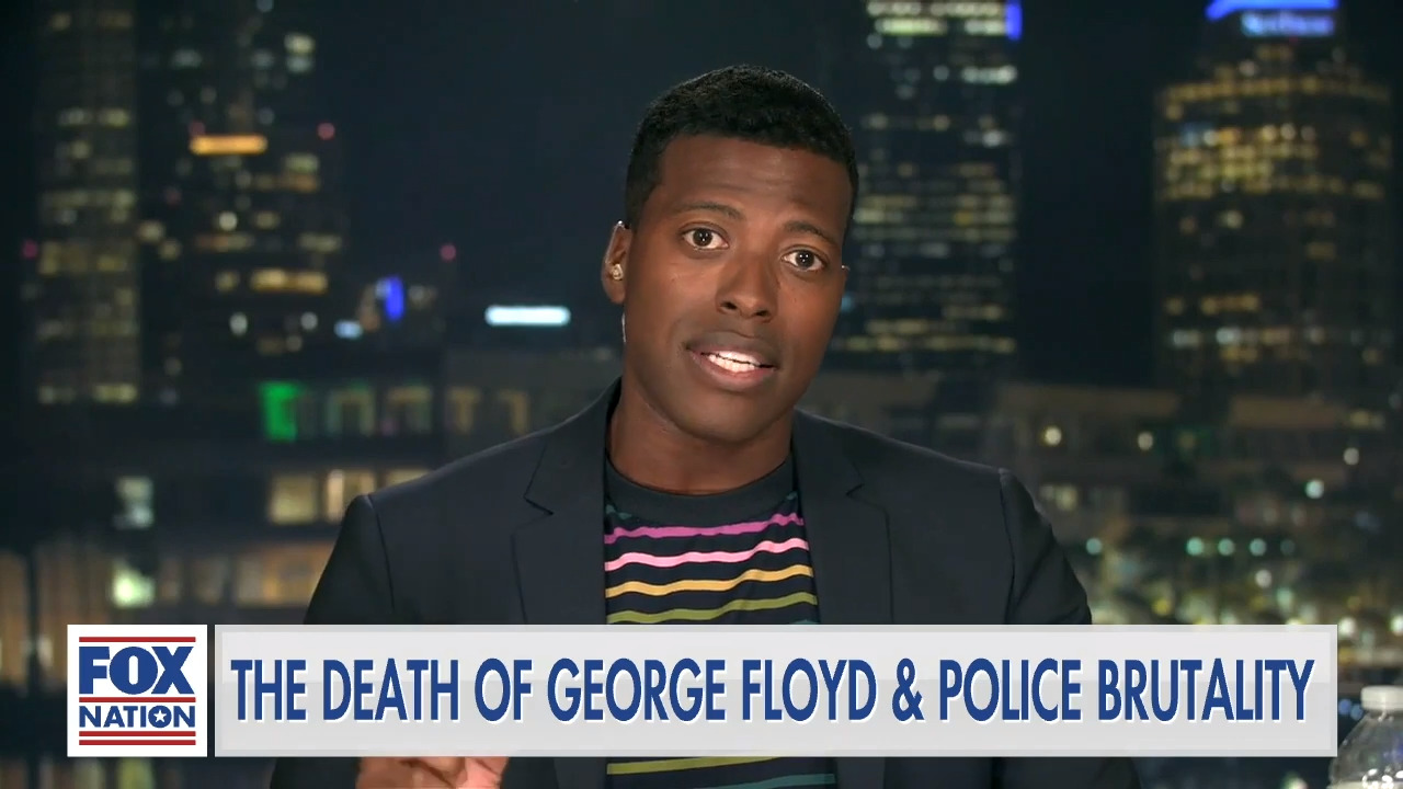 African-American conservative shatters 'toxic' narratives about policing in America