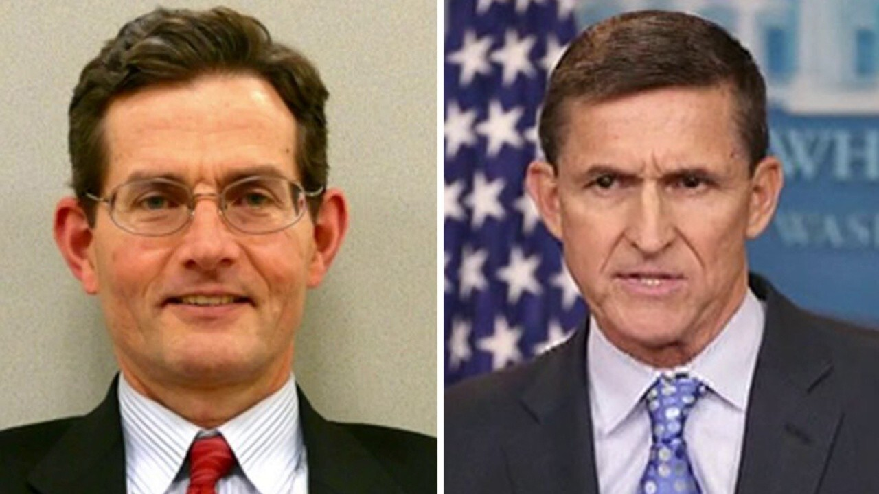 Ex-judge reviewing Flynn case says DOJ's push to dismiss is politically motivated