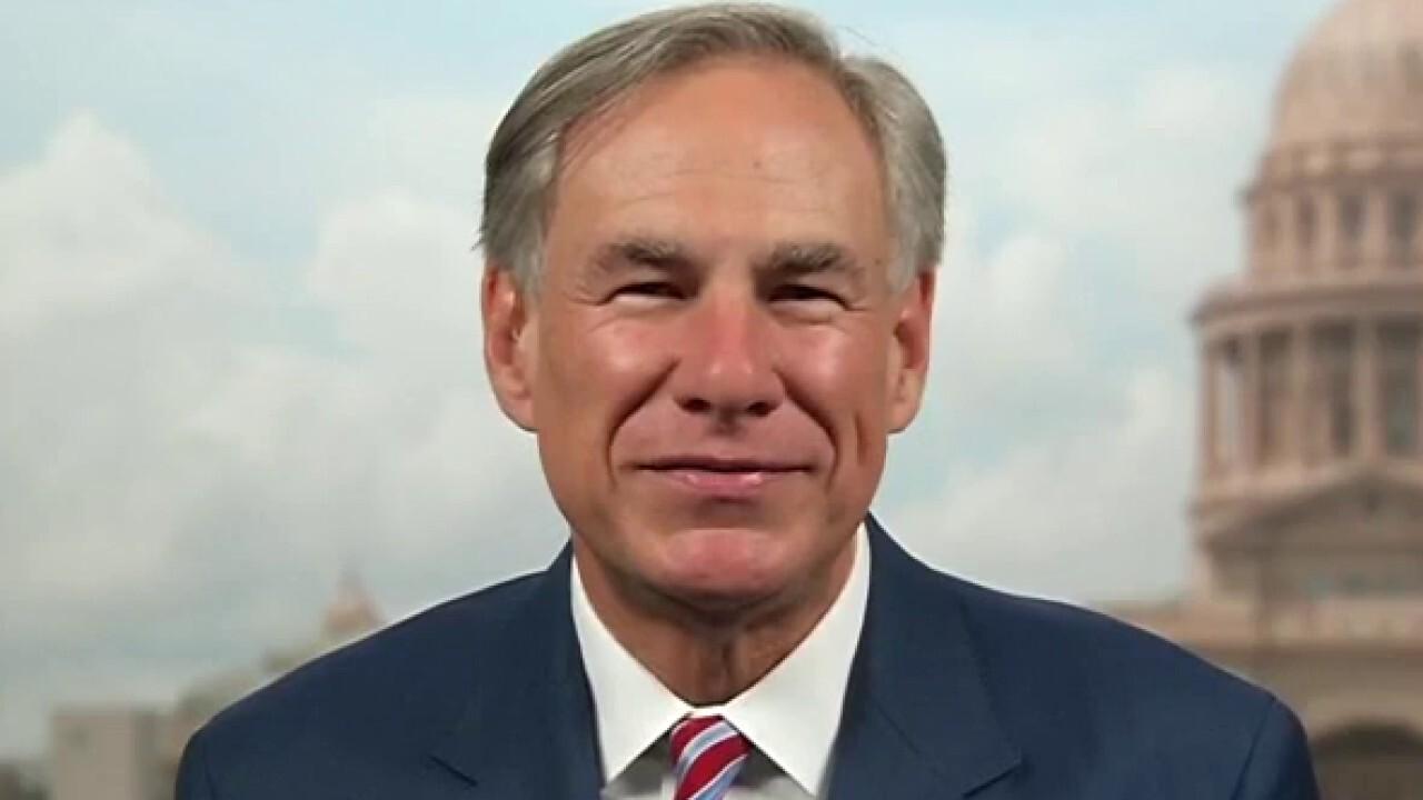 Gov. Greg Abbott says Texas is responding to rising coronavirus numbers by increasing enforcement of protocols