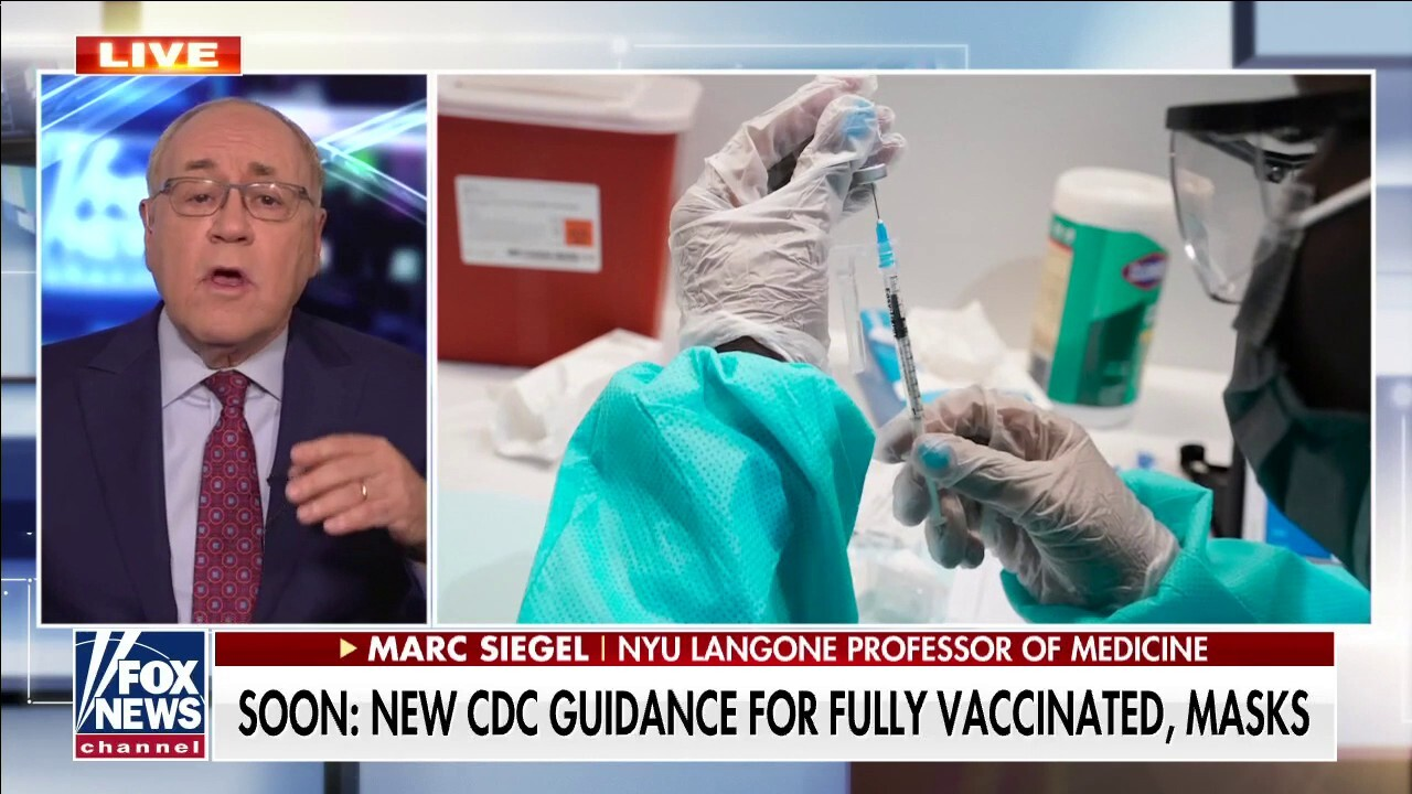 CDC issues new guidance on mask-wearing as Delta variant spreads
