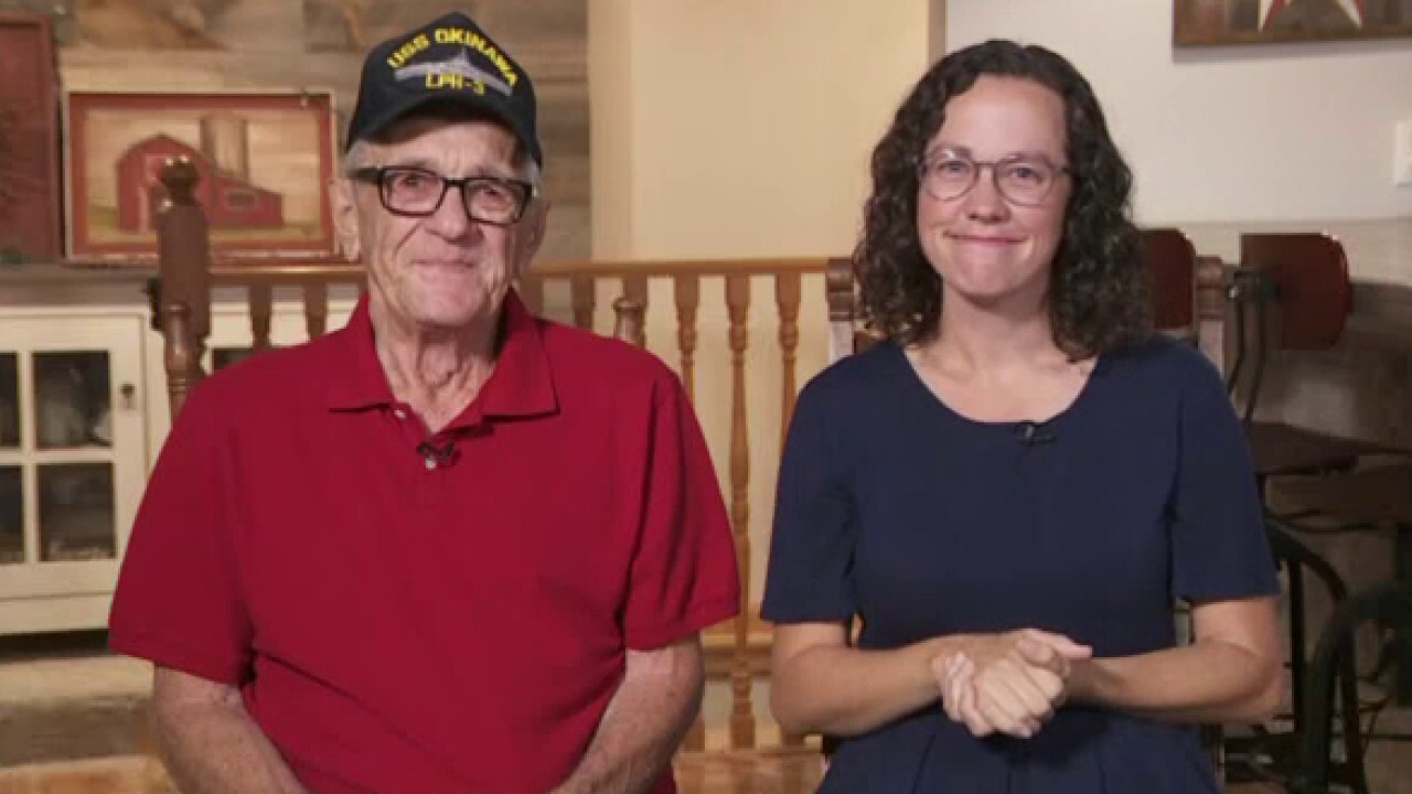 Donations pour in for Navy veteran's new scooter after viral TikTok