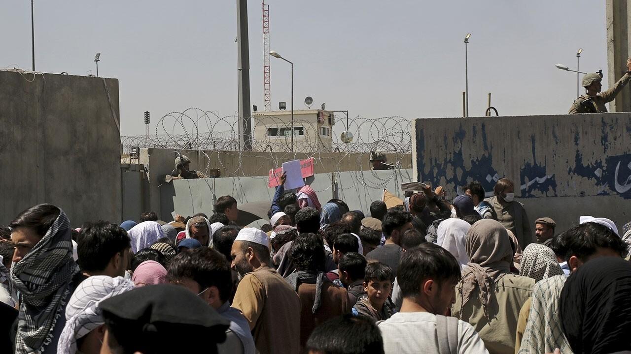Afghan-American student flees Kabul chaos