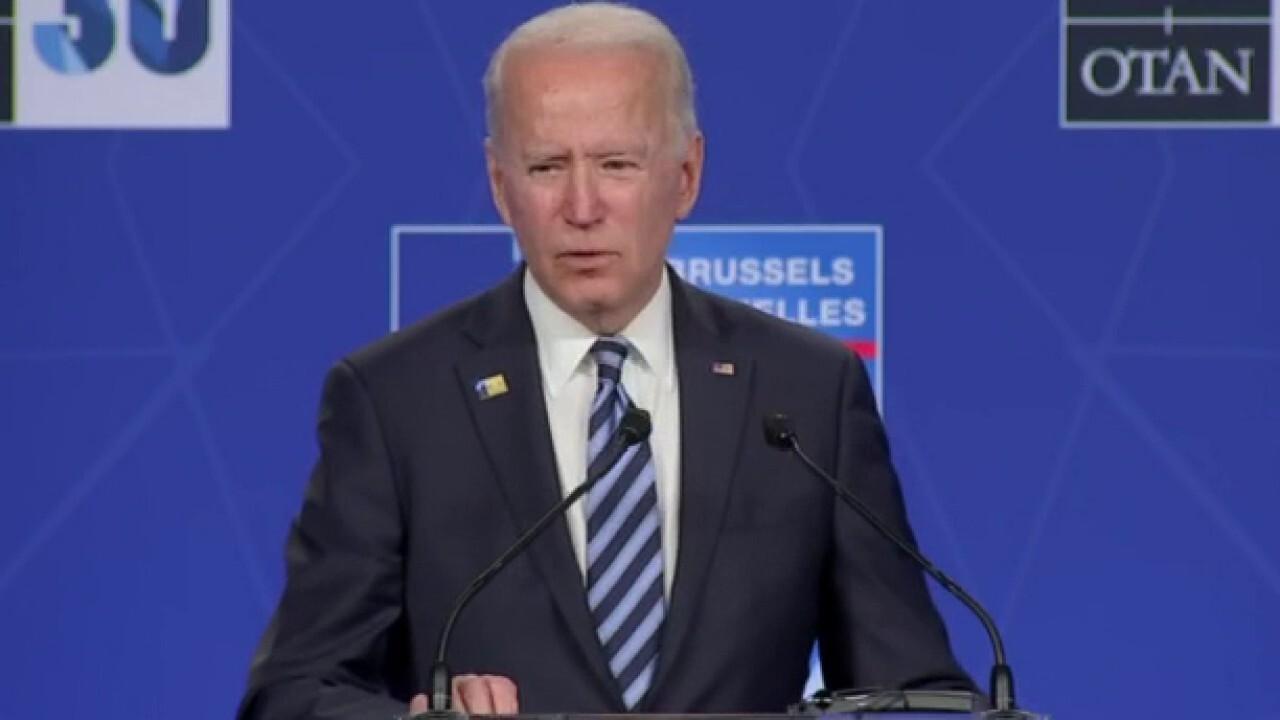 Biden takes aim at GOP leadership labeling agenda as 'phony populism'
