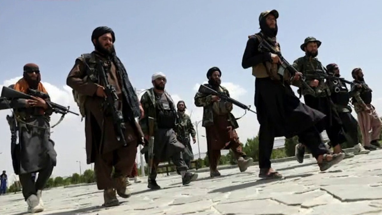 Biden buddies up with Taliban, tries to give them legitimacy: Ingraham Angle