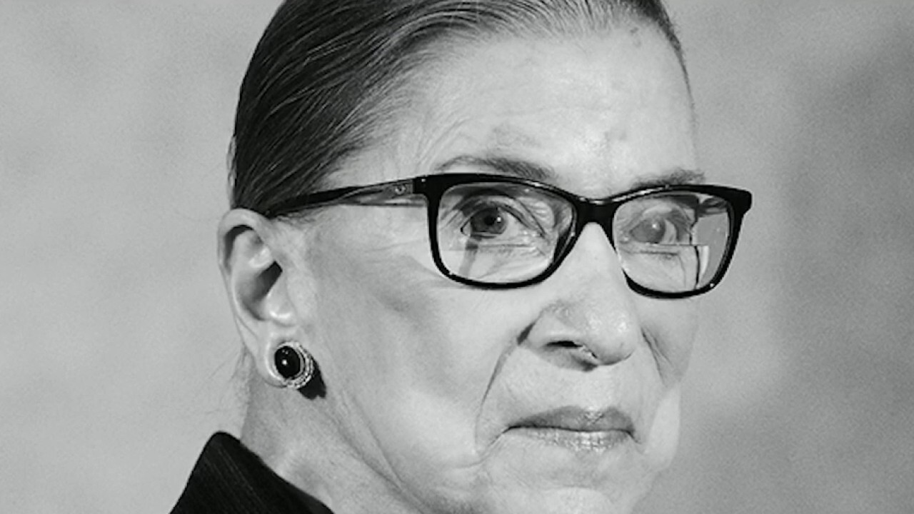 Family and friends pay tribute to Supreme Court Justice Ruth Bader Ginsburg