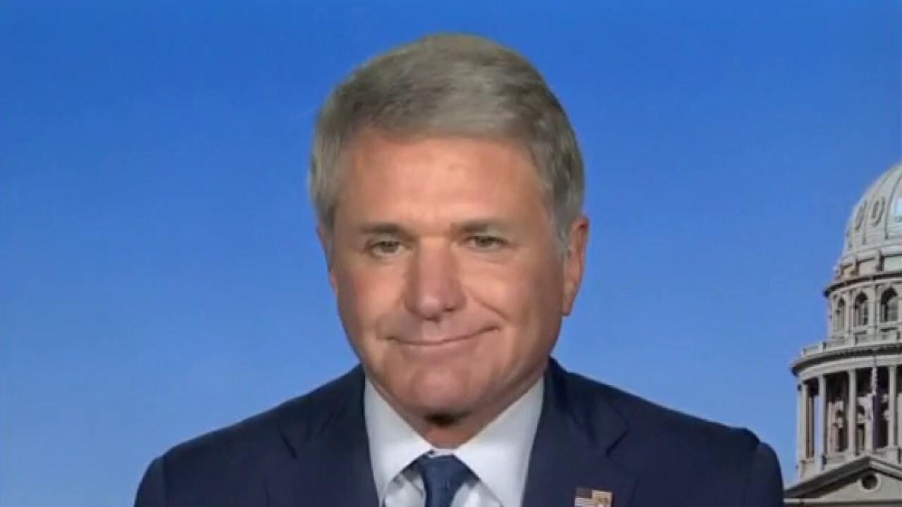 Rep. McCaul weighs in on Biden's mess in Afghanistan
