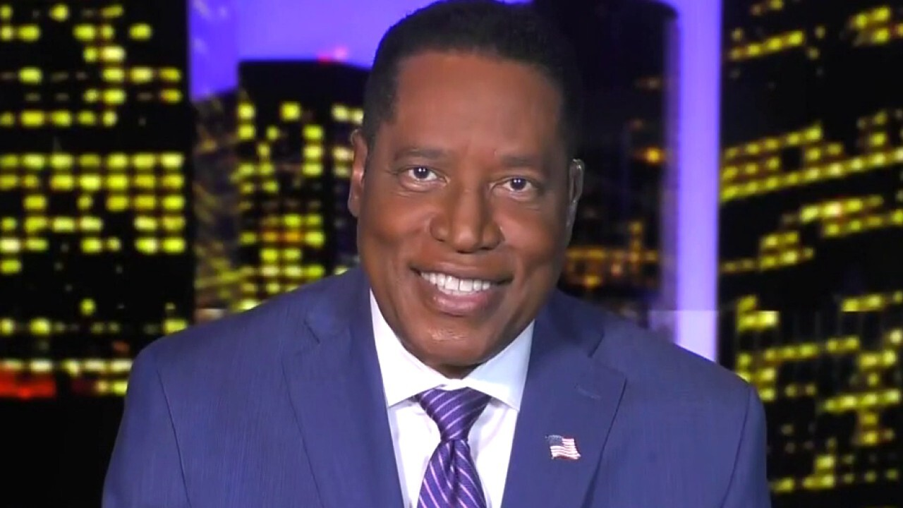 Larry Elder: Gavin Newsom is in 'serious trouble' and he knows it