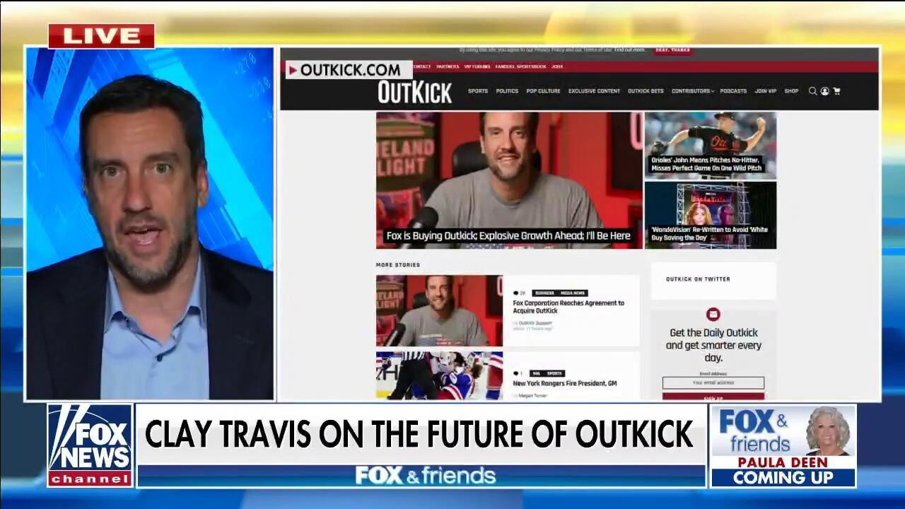 Fox Corp buys Outkick media platform: An 'antidote' to 'woke' sports