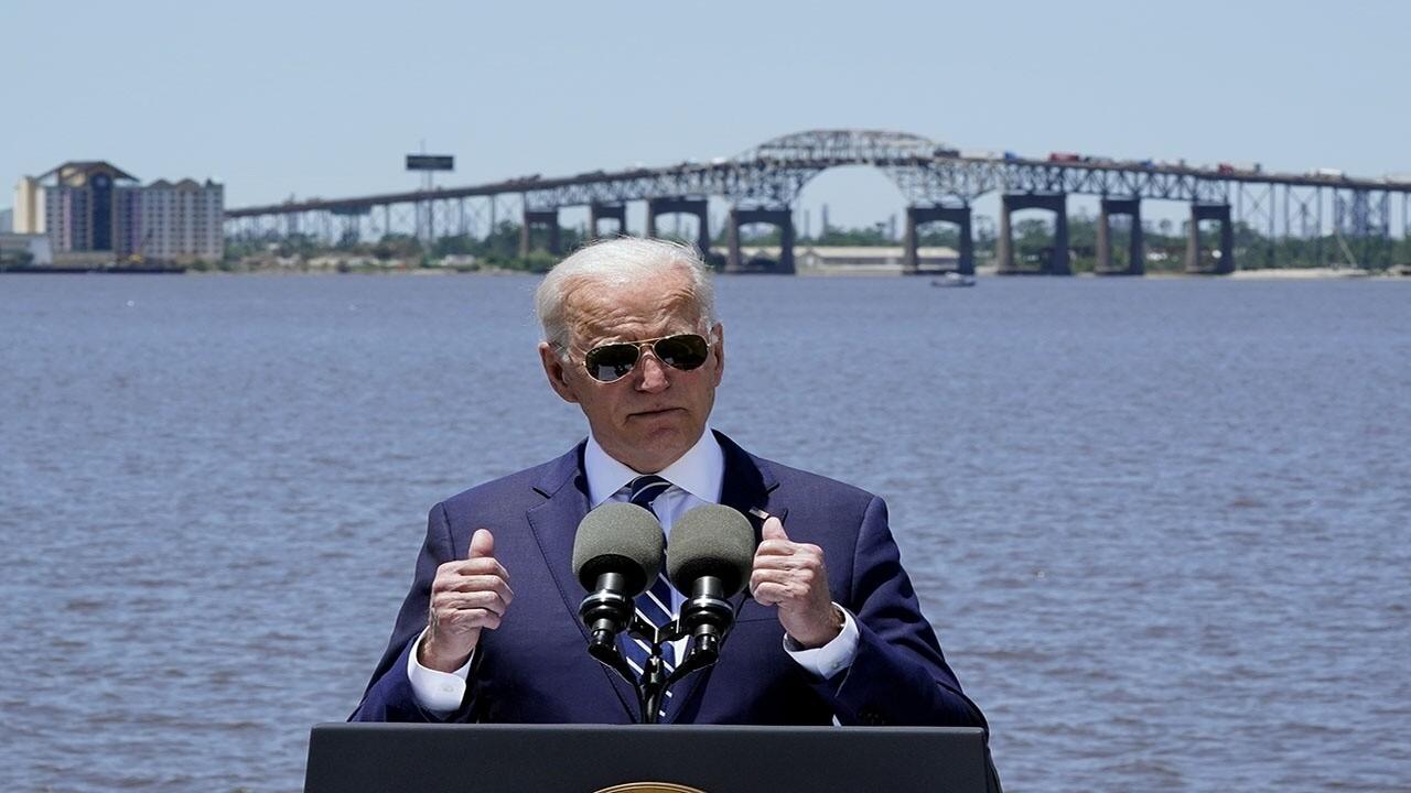 Biden pressures GOP to cut deal on $2 trillion infrastructure bill