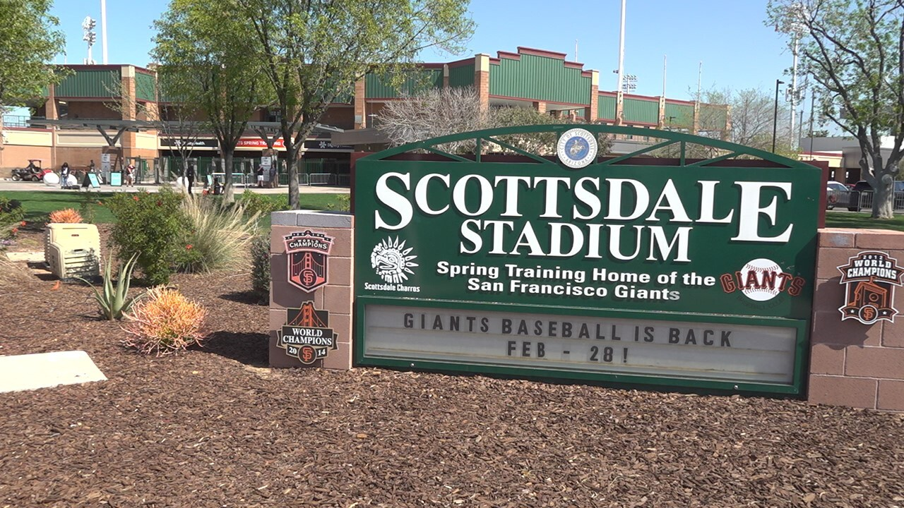 Spring training baseball is back after the season ended early last year because of the pandemic. Not only are teams and fans happy but so are local businesses.