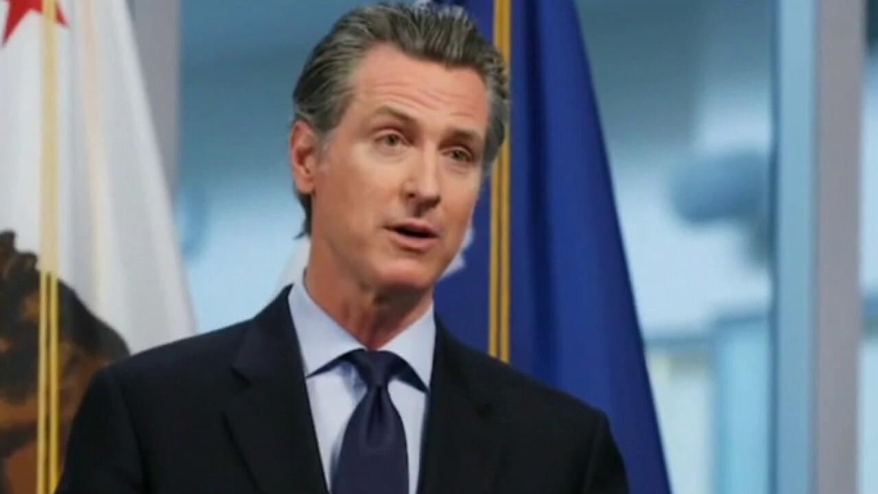 Recall California Gov. Newsom gets huge boost