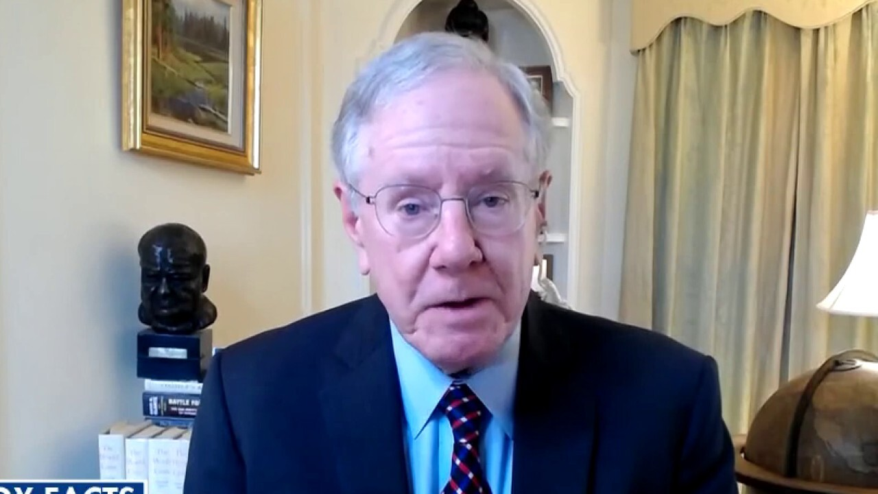 Student loan debt forgiveness would 'make a mockery' of those who already paid: Steve Forbes