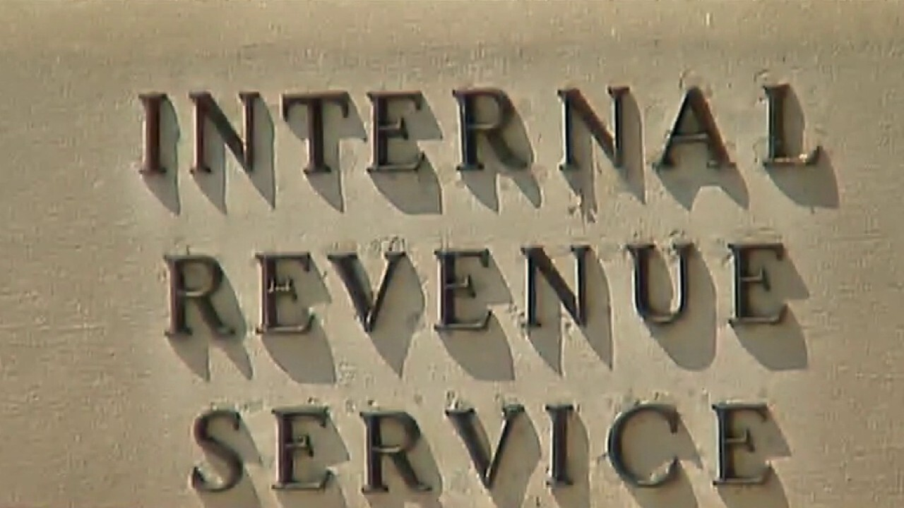 The IRS stopped processing paper returns at the end of March to comply with coronavirus-related social distancing and stay-at-home guidelines; Rich Edson reports.