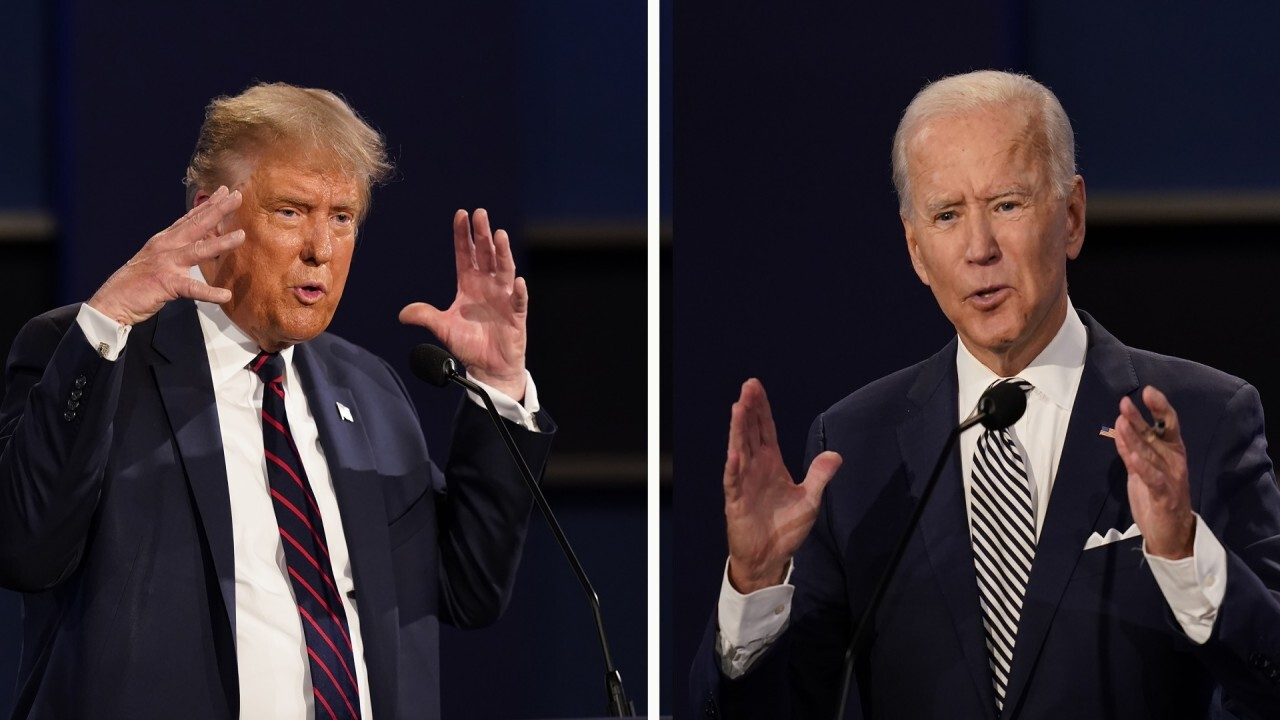 Leslie Marshall: Biden proves he should be president — we now have more evidence than ever