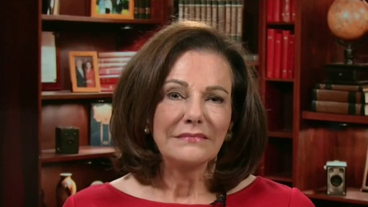 McFarland: Biden has been historically very weak on China