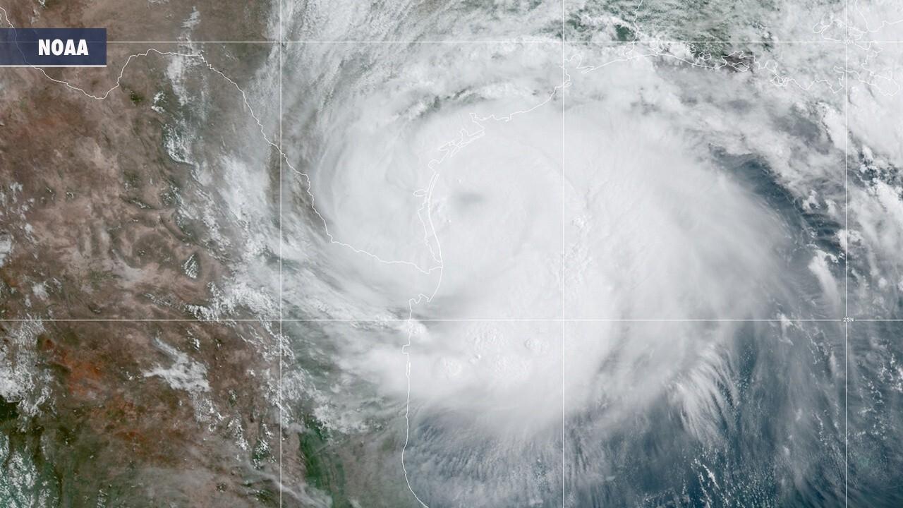 Texas Gulf Coast bracing for Hurricane Hanna