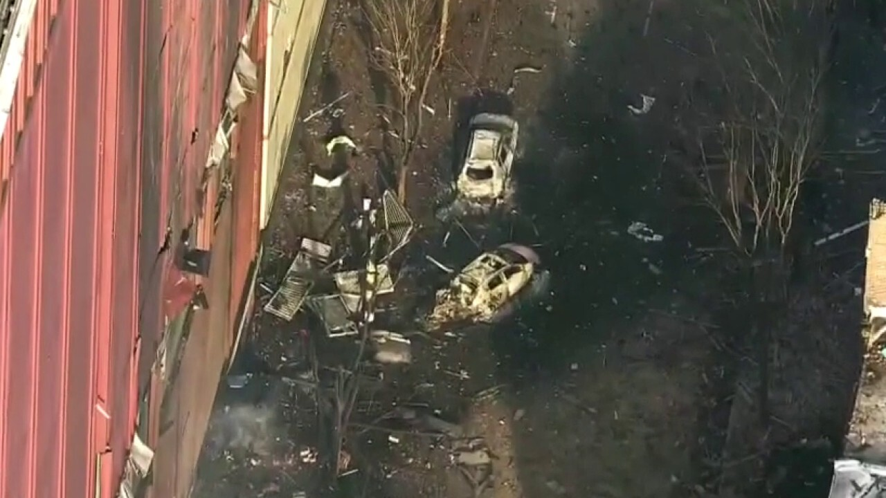 No indication who is responsible for Nashville explosion