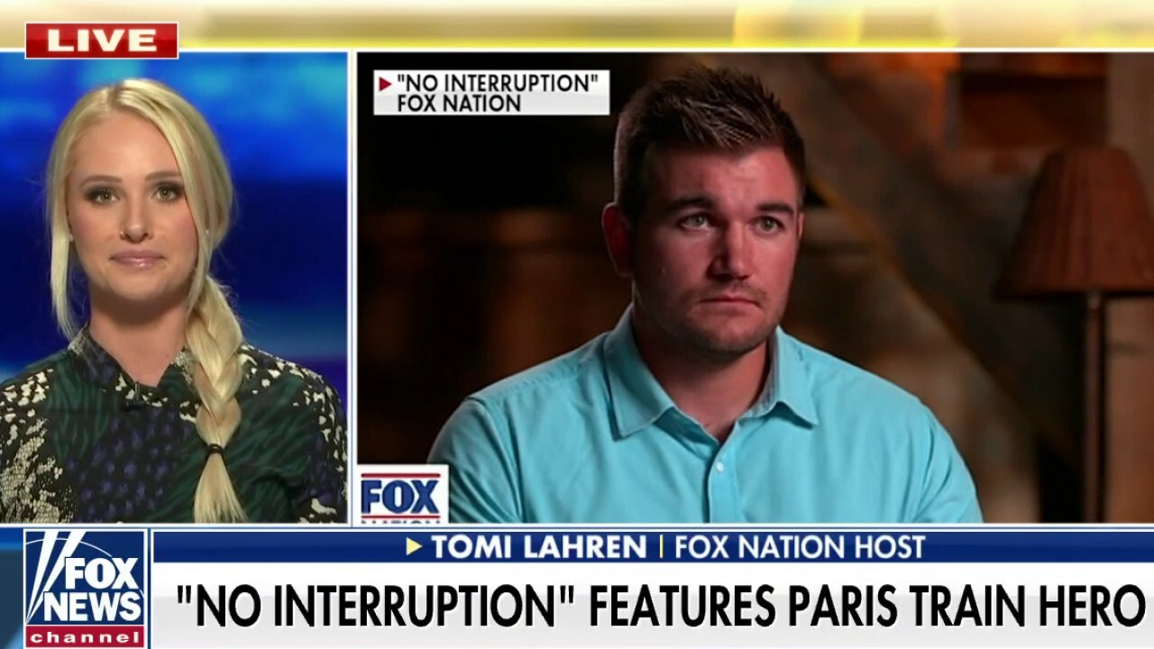 Westlake Legal Group image Tomi Lahren talks to Oregon congressional candidate, 27, who became American hero