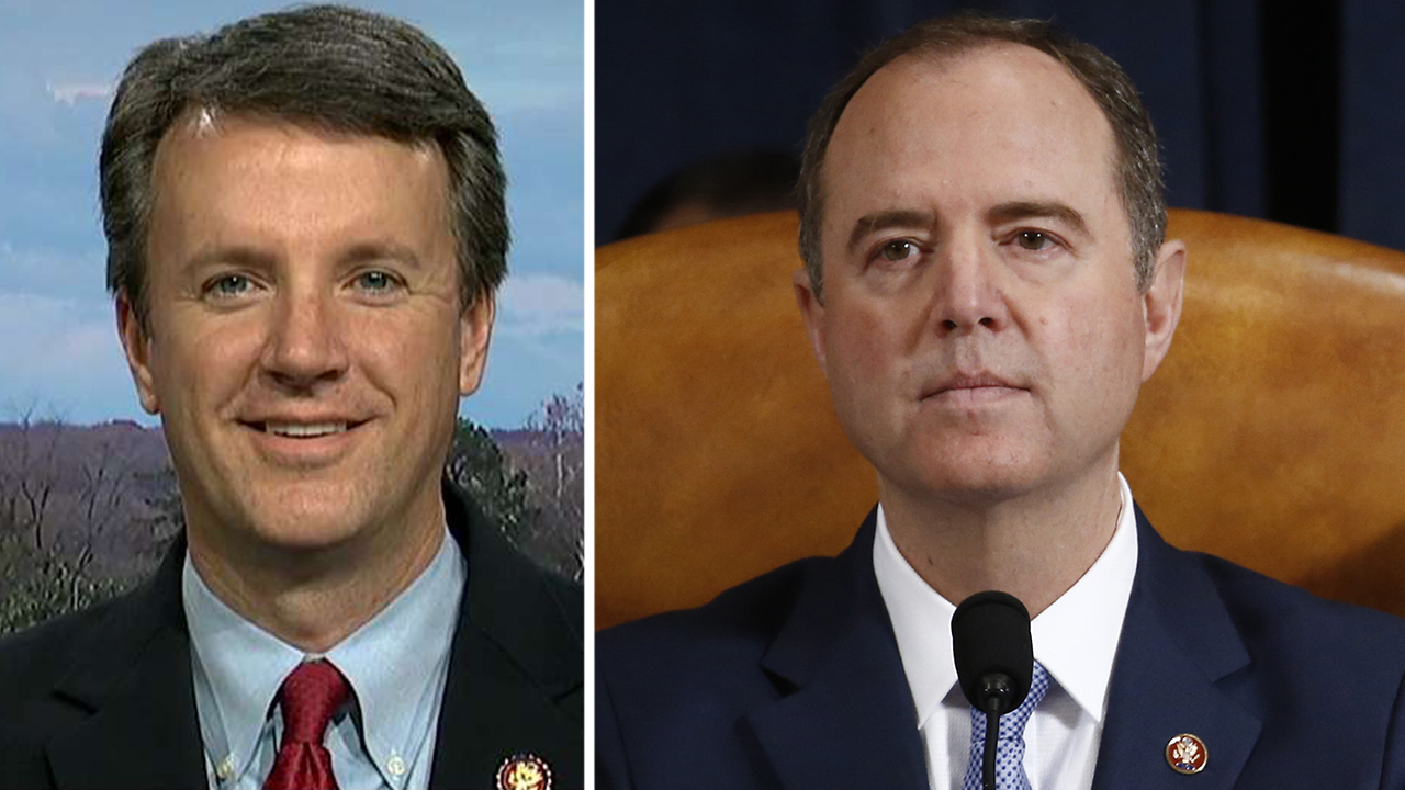 Rep. Cline: Schiff report will be repeat of Mueller report failure