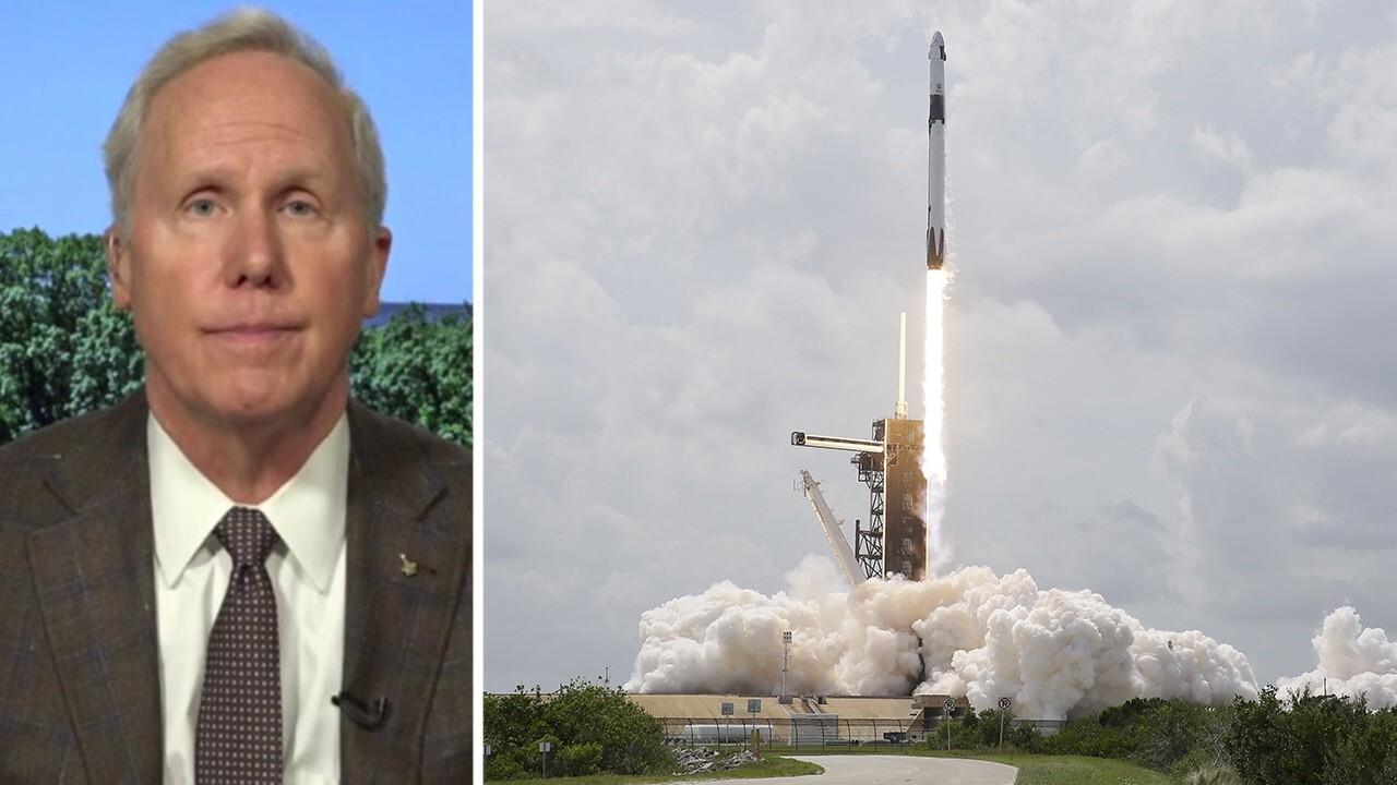 Tom Jones: NASA-SpaceX launch a fabulous development for the US space program