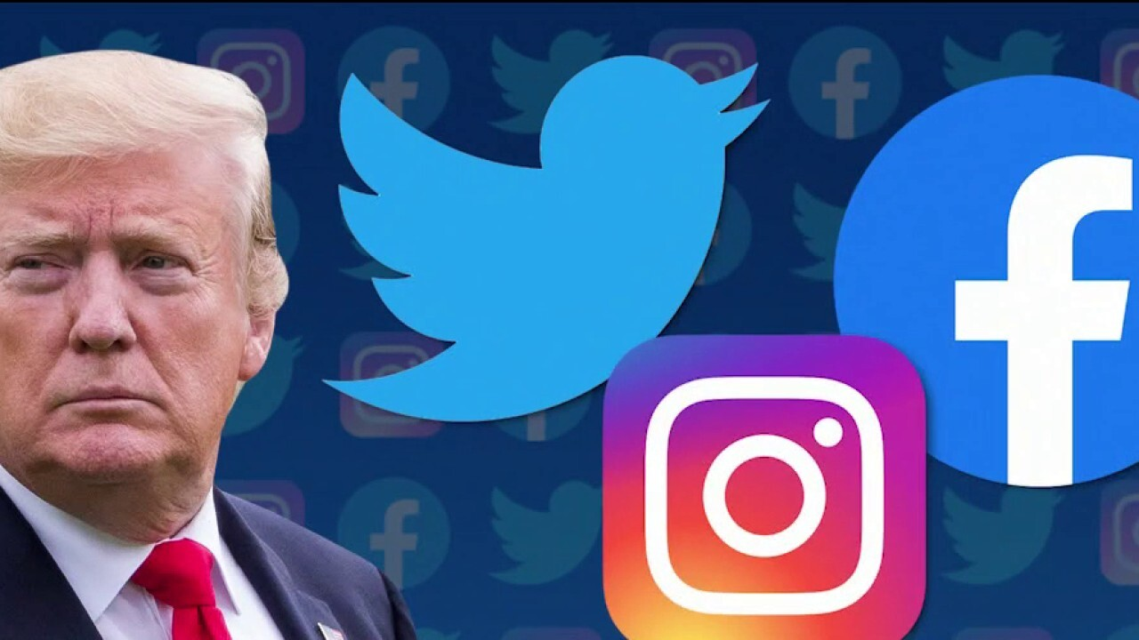 Trump remains quiet after Twitter permanently suspends account