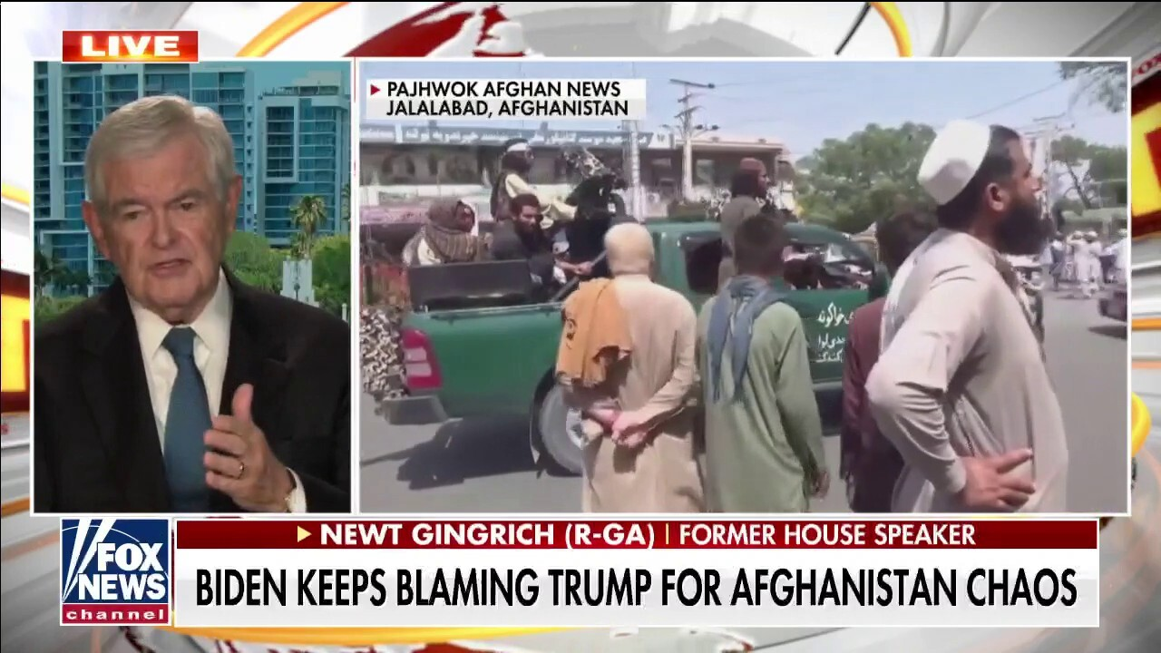 Newt Gingrich: Military officials accepted a plan that was 'militarily impossible'