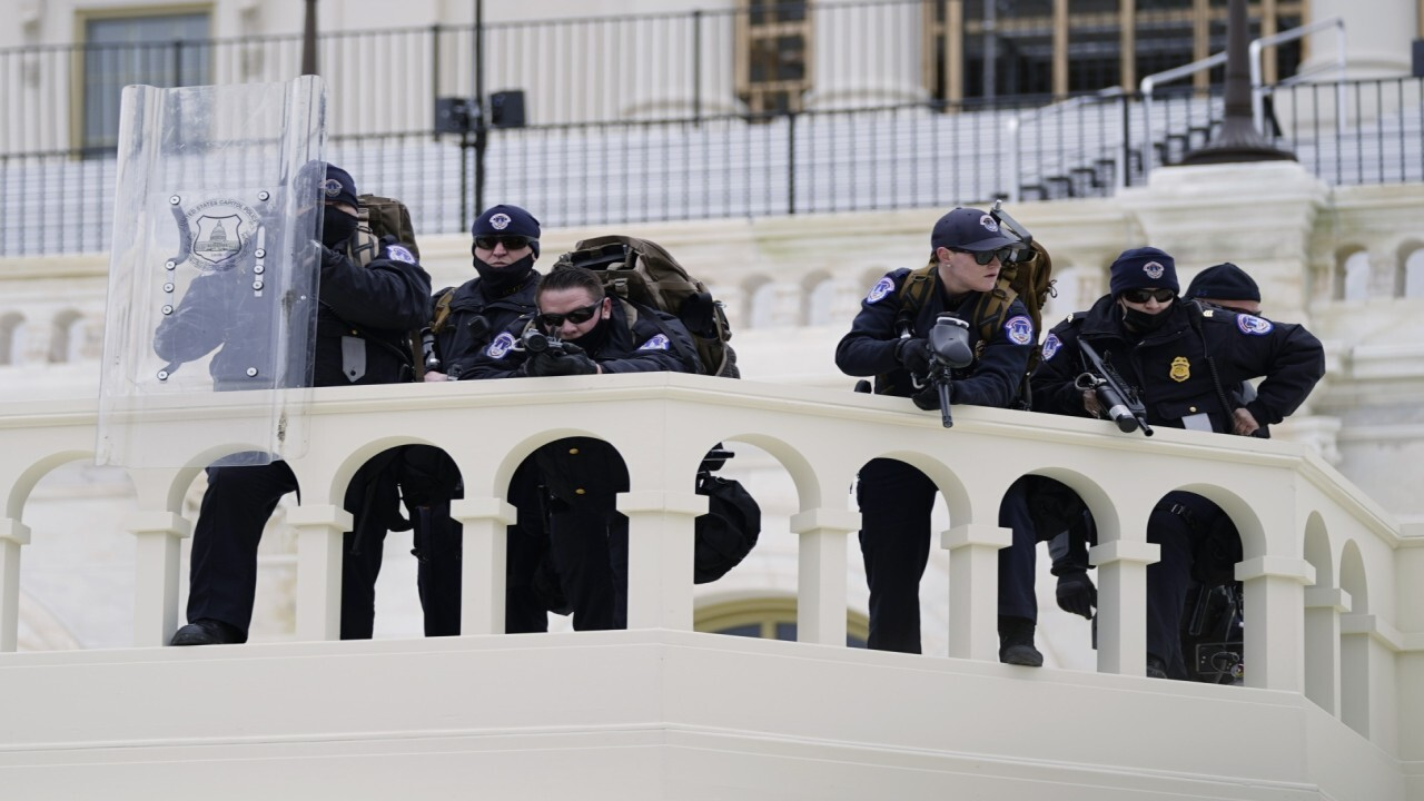 Brazile on Capitol breach: America witnessed an insurrection