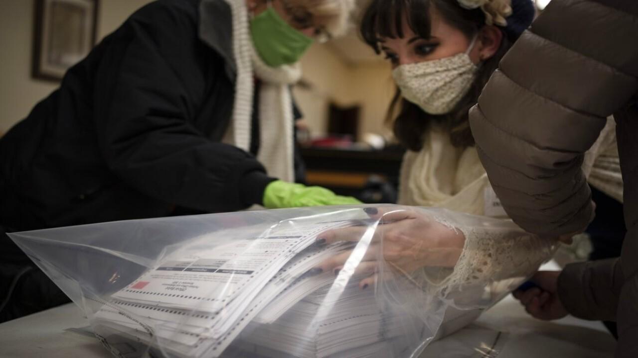 Wisconsin recounts get underway in Milwaukee, Dane counties