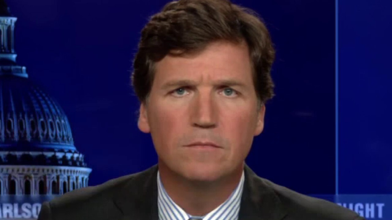 Tucker: It's not critical race theory, it's racism