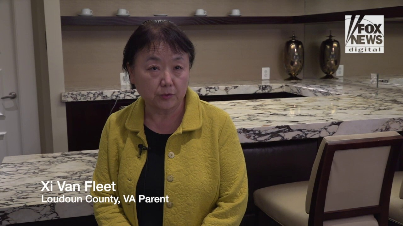 WATCH NOW: Virginia mom who survived Maoist China claims school boards and DOJ using 'communist tactics'