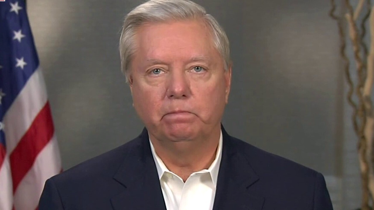 Sen. Lindsey Graham: Joe Biden is 'responsible' for Taliban takeover of Afghanistan